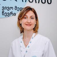 Doctor Nana Janelidze-Kurashvili